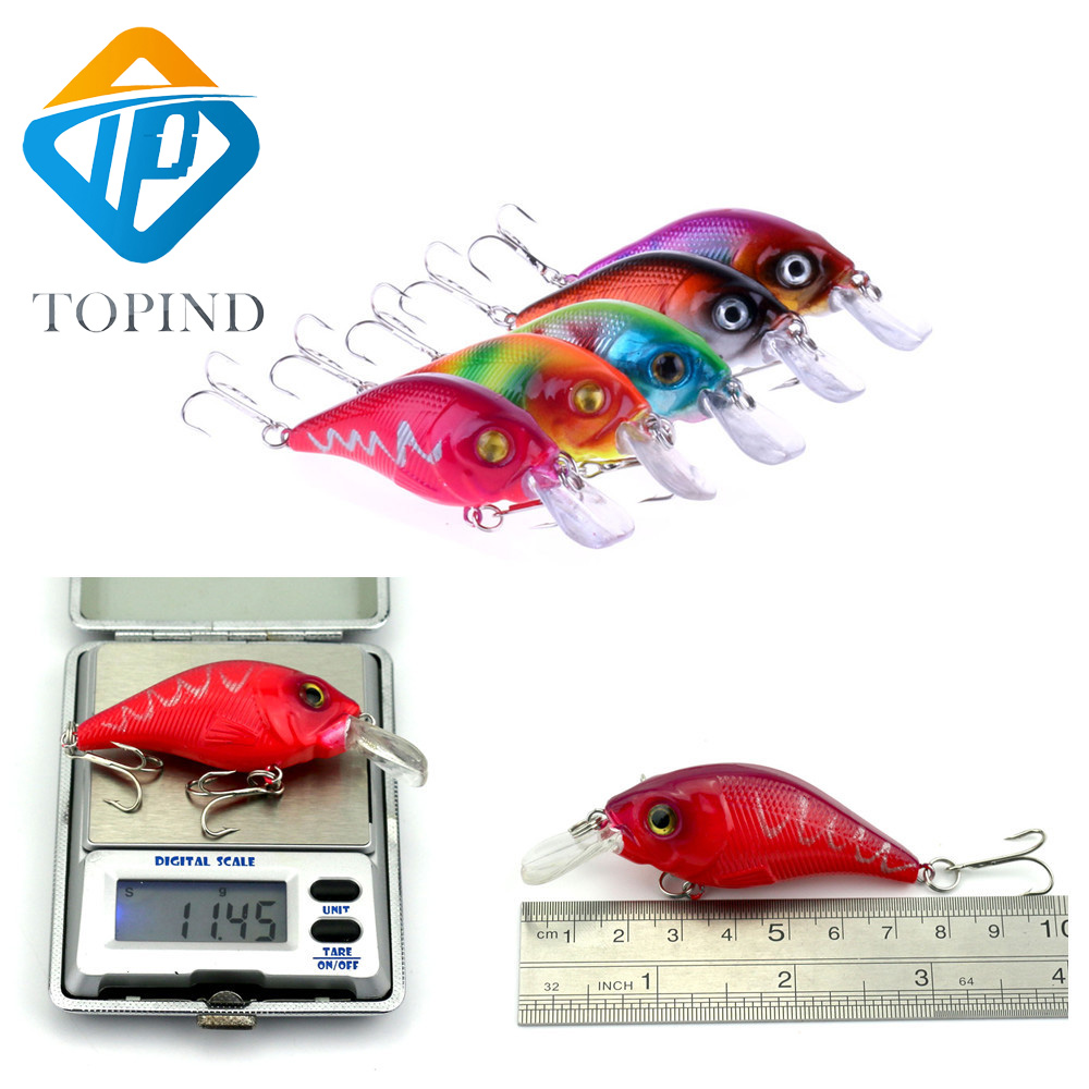 2Sets TOPIND Portable Fun Fishing Tackle Lots,Baits Set,For Trout Bass Salmon,Saltwater Freshwater Fishing Lure Kits<br>