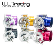 WLRING STORE- NEW 65MM THROTTLE BODY PERFORMANCE INTAKE MANIFOLD BILLET ALUMINUM HIGH FLOW WLR6965