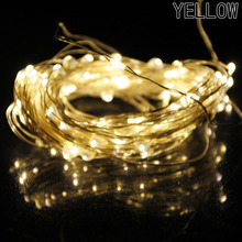 Buy USB LED String Light Waterproof LED Copper Wire String Holiday Outdoor Fairy Lights Christmas Party Wedding Decoration for $3.47 in AliExpress store