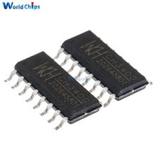 10PCS Original CH340G IC R3 Board Free USB Cable Serial Chip SOP-16(China)