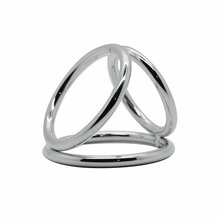Buy Time Delay Stainless Steel Cock Cage Penis Cock Rings, Male Sex Toys Erotic Adult Products