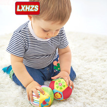 baby toys bell cloth ball Early Education Developmental Soft Stuffed Plush Toy bed Rattles brinquedos juguetes para bebes jouet