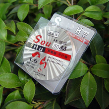Clear Nylon Fishing Carbon Line Fishing Lure Thread Monofilament 50M Hot Sale(China)
