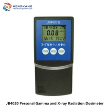 High quality JB4020 personal ionizing radiation detector portable beta, gamma and x-ray radiation alarm detector(China)