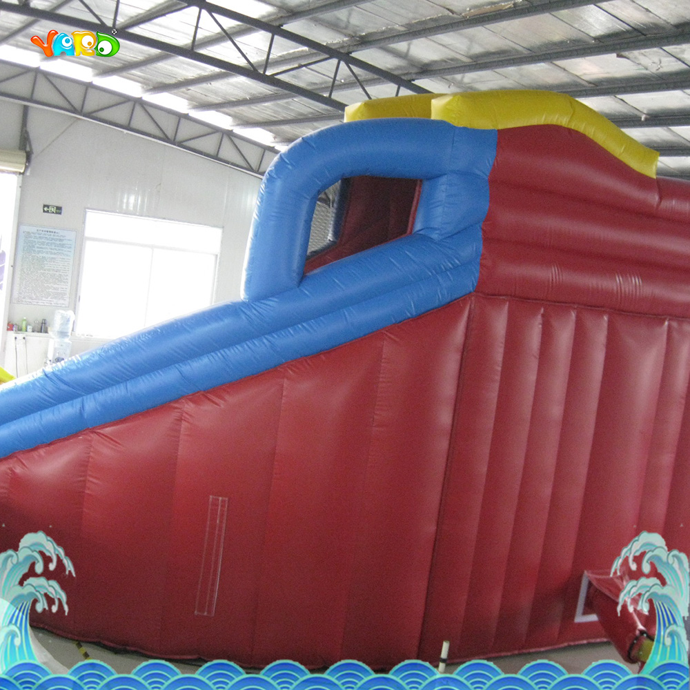 9229 inflatable water slide 4