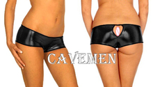 Buy Cool Leatherwear Boxer* 2041*Ladies G-string T-back Teddy Bikini Boxer Triangle Pajamas Skirt Suit Middle trousers Free Shipping