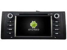 Android 7.1 CAR Audio DVD player FOR BMW E39/M5/X5/E53 gps car Multimedia head device unit receiver support DVR WIFI DAB OBD(China)