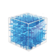 3 d puzzles 6 * 6 * 6 cm board game furnishing artic