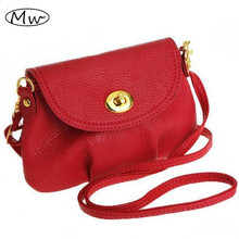 New 2015 Fashion Mini Small Women's Messenger bag Leather Handbags Shoulder bags Cross body Crossbody Bags Purses Cover zipper