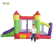 Bouncy Castle Children Lovely Outdoor Game Inflatable Jumping Castle Infaltable Silde For Southeast Asia