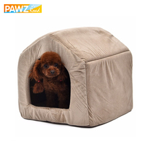 New Material Pet House Great Quality Pet Kennel Easy to Take and Packaged Luxury Puppy Cat Room S/M/L 5 Colors 2 Using way(China)