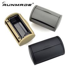 runmade For VW Jetta 4 Volkswagen Golf Mk4 Rear Ash Tray Bin Ashtray With Side Cover Black Gray Beige 1J0857962H 1J0 857 962H(China)