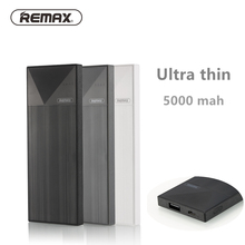 Remax 5000mAh Power bank External Battery Charger Portable battery Mobile Phone Powerbank iPhone poverbank bateria externa