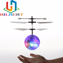 New Electronic Toys RC Flying Ball Helicopter UFO Ball Altitude Induced Magic Ball Aircraft Colorful As ChristmasGift