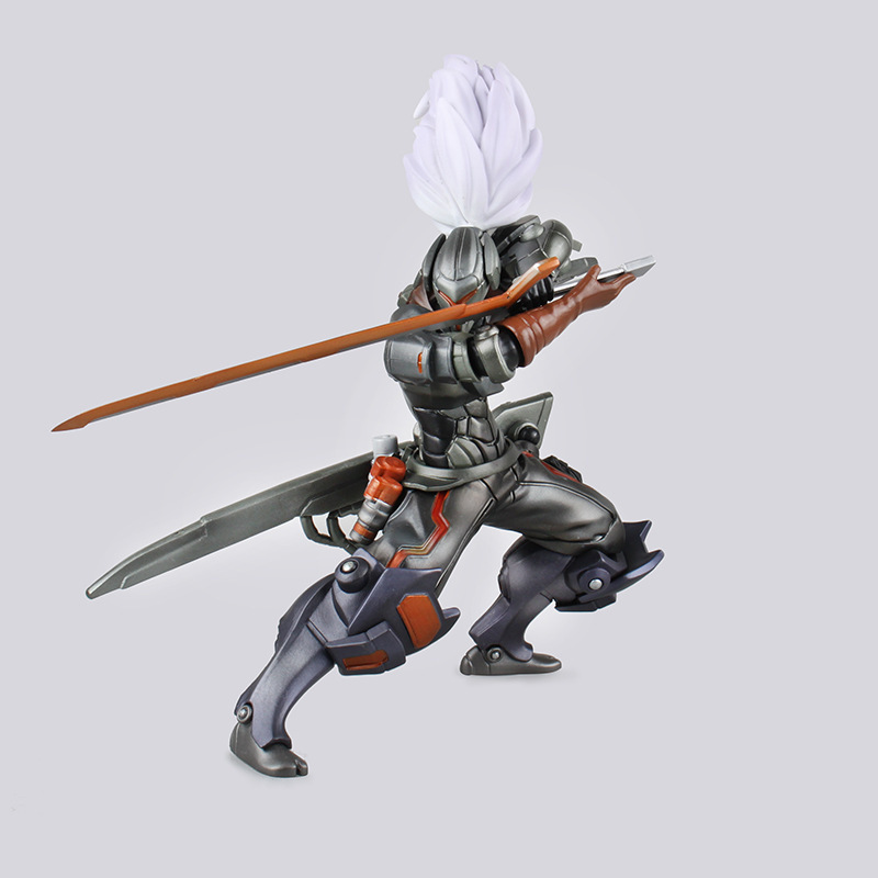 WVW 25CM Sports Game Dolls LOL Yasuo Thresh Zed Jinx Play Arts Model PVC Toy Action Figure Decoration For Collection Gift<br>