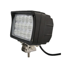 45W 6.3 inch LED Work Light Lamp Moyor Car Truck ATV SUV LED Ligths For Car 4X4 Offroad Light 4WD Spot Flood Beam Car Styling