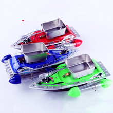 1set Newest T10-B mini fast electric rc bait fishing boat Remote Fish Finder boat fishing Lure boat rc boat 5200mAh(China)