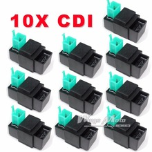 10 PACK 70 90 110 125cc ATV Dirtbike DAX CRF 50 Motorcycle CDI BOX