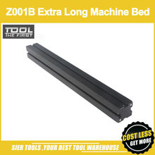Free Shipping!/Z001B Extra Long Machine Bed/enchanced base/510x50x50mm baseplate/Zhouyu Accessory(China)