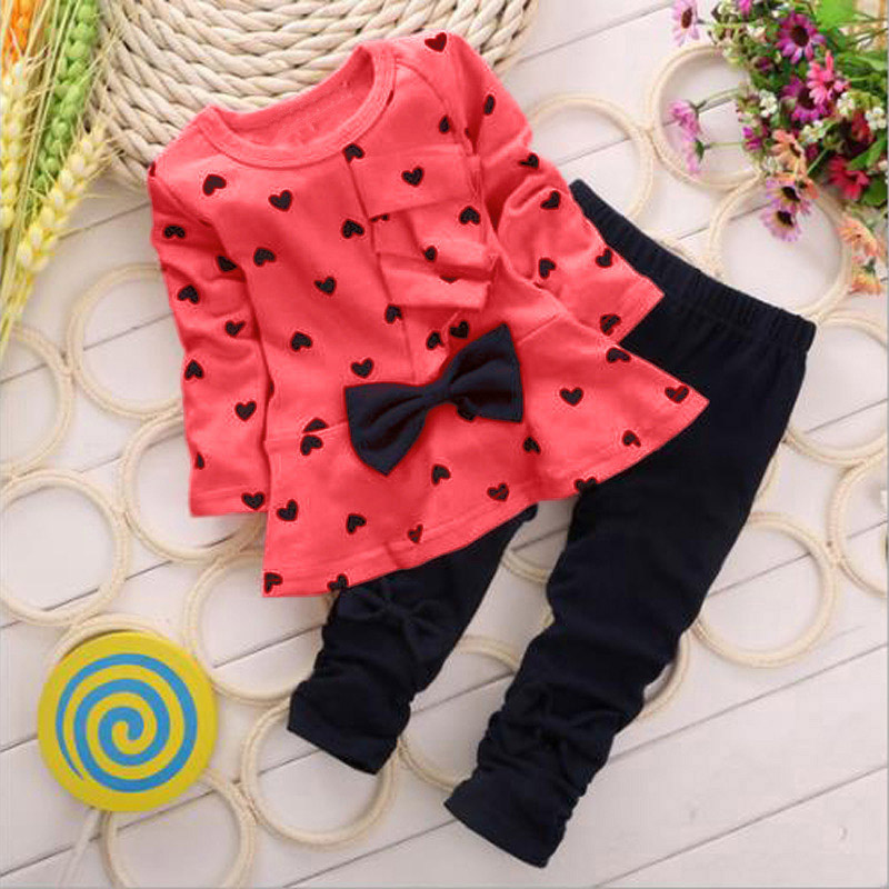 Vêtements pour enfants 2018 Automne Hiver Filles 36