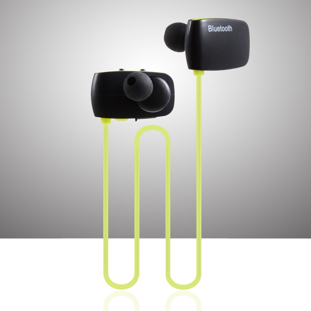 Wireless bluetooth stereo earphone fashion sport running headphone studio music headset with mic for iphone samsung<br><br>Aliexpress