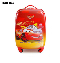 TRAVEL TALE 18 Inch CAR suitcase for kids luggage travel Suitcase kids travel trolley bag