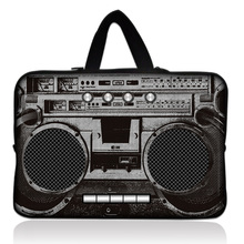 "11.6"" Boombox Laptop Sleeve Bag PC Carry Case Cover Neoprene Bag For Microsoft Surface Pro 4 12.3 inch"