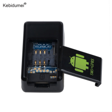 Kebidumei Mini GSM/GPRS Tracker GF-08 GSM Listening Tracking Device SMS/GSM/ GPRS Network Tracker with Voice Activated(China)