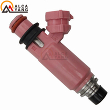 4pcs 550CC Fuel Injector Oem Number 195500-3910 16611-AA510 Auto Spare Parts Nozzle Accessory Factory Direct Sale