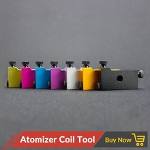Coil Wire DIY Coil Jig tool Heating Coil Machine Atomizer Vape Wrap Coil E Cig accessories rda rta rdta revolver Tool