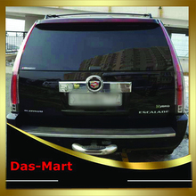 Tail Lights Rear Lamp For Cadillac ESCALADE/Escalade ESV 2007 2008 2009 2010 2011 2012 2013 2014 LED (Red Turn Light) USA Type