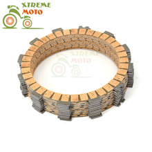 Motorcycle Clutch Disc Friction Plates Set 10pcs for BMW S1000RR 2010-2012 2010 2011 2012 10 11 12(China)