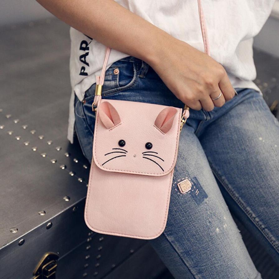 2016 Fashion Women Messenger Bags Mini Women Handbag Bag Sweet Leather Bag for Girls Cross Body Bag bolsas#1825<br><br>Aliexpress