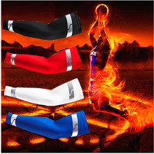1PCS Howard Top Basketball Equipment Sports Safety Elbow Warm Protective Arm Sleeve For Men Stretch Padded Support Guard Pad