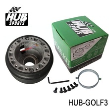 AUTOFAB - STEERING WHEEL BOSS KIT HUB ADAPTER FIT FOR Volkswagen VW Golf MK3 AF-GOLF3