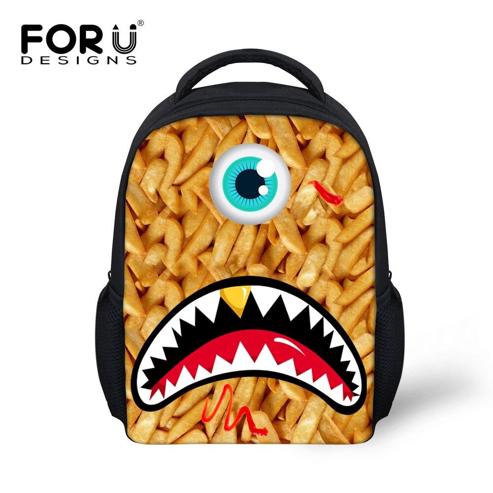 FORUDESIGNS Children School Backpacks Cotton Backpack , Elementary student  Shoulder Bag Casual girls Travel Bag Retail<br><br>Aliexpress