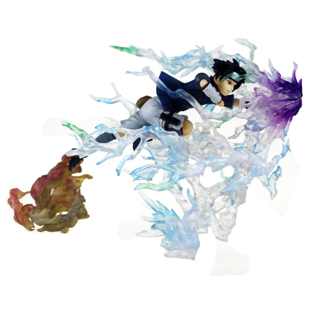 Figuarts Zero Naruto Uchiha Sasuke Relation Figure No Box 22*15cm/8.3*6 Free Shipping<br>