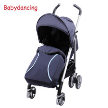 Baby stroller foot cover type bassinet cover feet thick winter jacket cotton cart accessories winter days warm set
