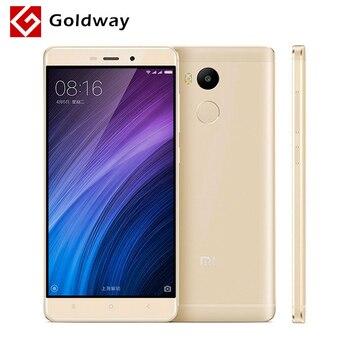 "Original Xiaomi Redmi 4 Pro prime 3G RAM 32G 4100mAh Snapdragon 625 Octa Core 4G LTE 5.0"" 1920x1080P MIUI 8.1 Mobile Phone"