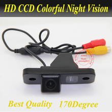 Original fitting rear car camera for HYUNDAI SANTA FE Santafe Azera in car camera license plate camera rearview system