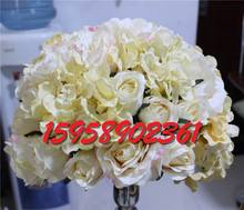 SPR Free shipping wedding centerpiece wedding table decoration flowers Rose Pitaya Road lead flower (only the flowers)10pcs/lot