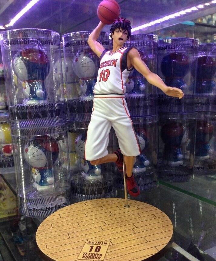 Hot Sale 23CM Kurokos BasketballKise Kagami Taiga Anime Action Figures PVC brinquedos Collection Figures toy Men christmas gift<br>
