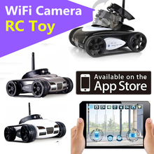 wifi electrical car for kids fpv rc car remote control android toys for boys toy radio controlled children(China)