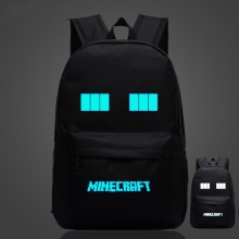 Minecraft Backpacks Children School Boys and Girls Back To School Bags Minecraft School Bag Canvas Bts High Quality Backpack