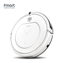 Fmart Smart Robot Vacuum Cleaner Cleaning Appliances 128ML Water Tank Wet 300ML Dustbin Sweeper Aspirator FM-R150(China)