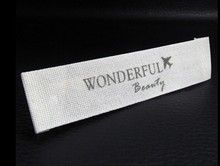 wholesale 10 pieces New VALENT Multi-Brand Jackets Collar Labels Overcoat Tags Sweater shirt Label Weaving Mark free shipping