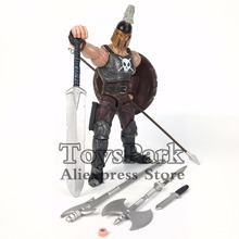 "ToysPark Custom Marvel Legends 6"" ARES Action Figure Walmart Exclusive BAF Edition Collectible Loose No Retail Box(China)"