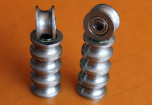 Pulley bearing U624ZZ dimension 4*13*7mm Bearing steel(China)