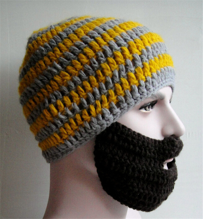 Beanies For The Big Boys Free Crochet Hats For Men Oukasfo