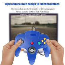 Game Controller Joystick System Deep Pad For Mario Kart Game Controller Joystick Remote Controller Blue(China)